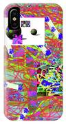 5-3-2015gabcd IPhone Case