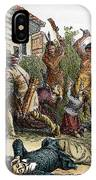 Anne Hutchinson, 1591-1643 IPhone Case