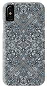 Aztec Navajo Pattern Background IPhone Case