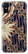 Batik IPhone Case