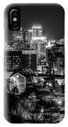 Birmingham Alabama Evening Skyline IPhone Case