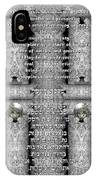 Business Blessing IPhone Case