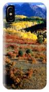 C S Landscape IPhone Case