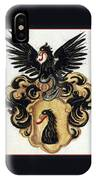 Coat Of Arms. IPhone Case