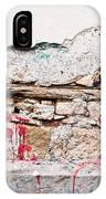 Damaged Wall IPhone Case