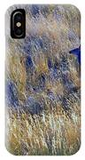 Deer Outdoors. IPhone Case