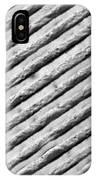 Diffraction Grating Tem IPhone Case