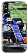 Formula 1 Monza 2017 IPhone Case
