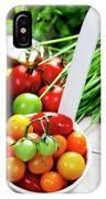 Fresh Tomatoes IPhone Case