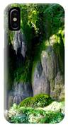 Gormon Falls Colorado Bend State Park.  IPhone Case