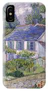 Houses At Auvers IPhone Case