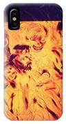 In Heaven With Jesus IPhone Case
