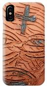 Jesus Christ  - Tile IPhone Case