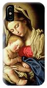 Madonna And Child IPhone X Case