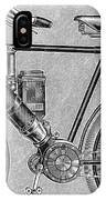 Motorcycle, 1895 IPhone Case
