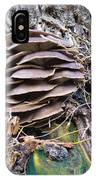 Mushroom Art IPhone Case
