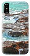 5- Ocean Reef Shoreline IPhone Case