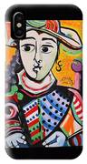 Picasso By Nora IPhone Case