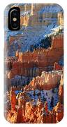 Sunset Point In Bryce Canyon IPhone X Case