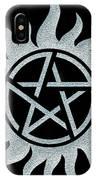 Supernatural Ice IPhone Case