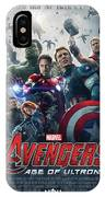 The Avengers Age Of Ultron 2015  IPhone Case
