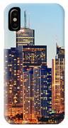 Toronto Cityscape IPhone Case