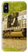 Train  IPhone Case