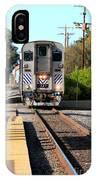 Ventura Train Station IPhone Case