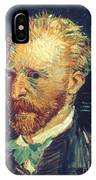 Vincent Van Gogh (1853-1890) IPhone Case