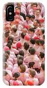 Xxvi Concurs De Castells IPhone Case