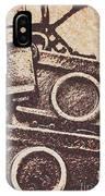 50s Brownie Cameras IPhone Case