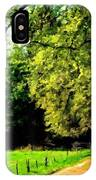 Oil Landscape Art IPhone Case