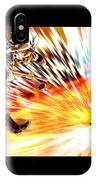 5549 Touhou Hd S IPhone Case