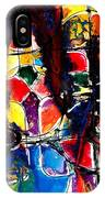 Jugglery Of Colors IPhone Case