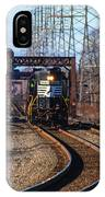 5664 Norfolk Southern Engine IPhone Case