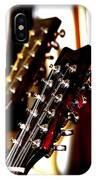 5796-001 Washburn - Guitar IPhone Case
