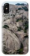 5875- Yellow Mountains IPhone Case