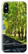 Nature Landscape Work IPhone Case