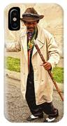 Traversing Santiago De Cuba, Cuba. IPhone Case