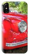 1954 Jaguar Xk 120 Se Ots  IPhone Case