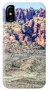 Arches National Park  Moab  Utah  Usa IPhone Case