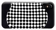 Black And White IPhone X Case