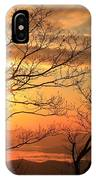 Blue Ridge IPhone Case