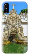 Bom Jesus Staircase IPhone Case
