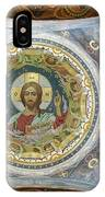 Church Of The Savior On Spilled Blood  IPhone Case