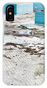 Derelict Swimming Pool IPhone Case