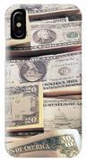 Dollar IPhone Case