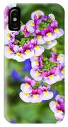 Flowering Garden.  IPhone Case