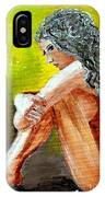 Girl Nude IPhone Case