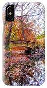 Glen Echo Park IPhone Case